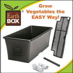 Earthbox - Homegrown Vegetables Without A Garden