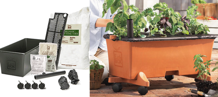 Earthbox – Grow Vegetables Without a Garden