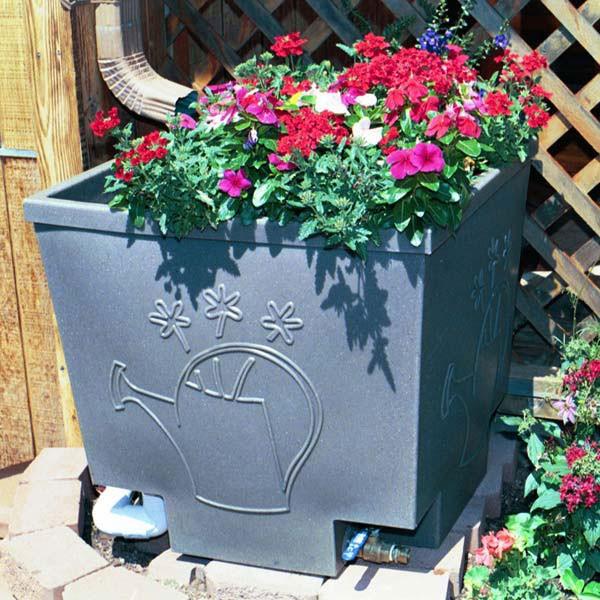 nino rainbarrel planter