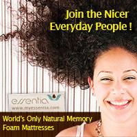 Essentia Eco Memory Foam Mattress - Greg's Green Guide