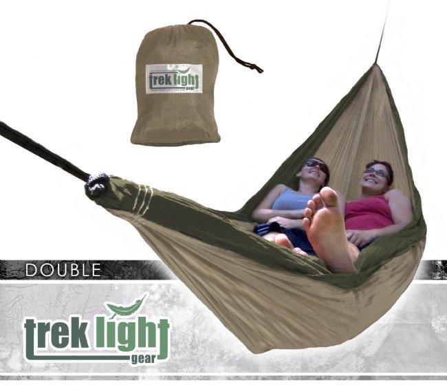 Double Hammock - Greg's Green Living
