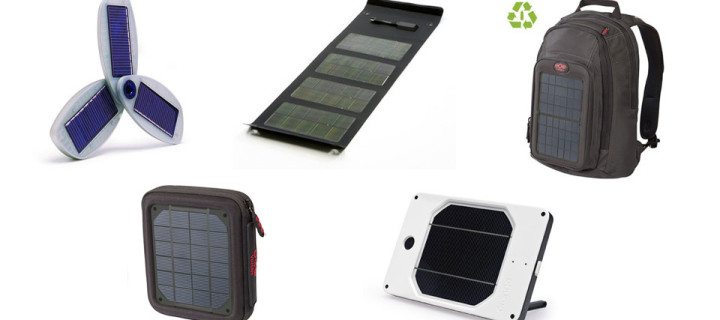 Portable Solar Power Chargers