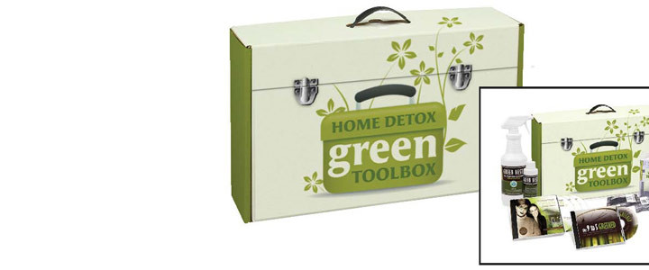 Home Detox – Green Toolkit