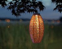 Soji LED Solar Lantern - Retro Star