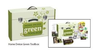 Green Toolbox - Home Detox Kit - Greg's Green Living