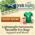 Trek Light Gear - Hammocks - Greg's Green Living