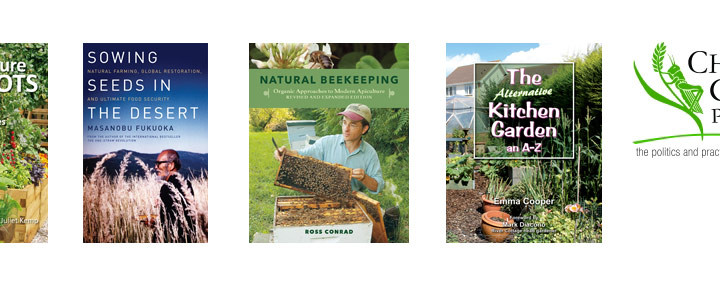 Sustainable Green Gardening & Agriculture Books