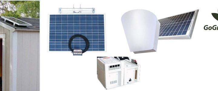 Off Grid Solar Panel Kits