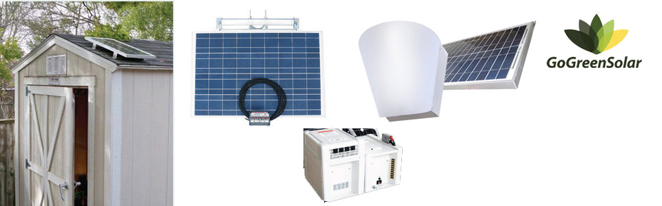 Off Grid Solar Panel Kits