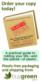 Live Plastic Free - Greg's Green Living