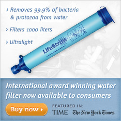 LifeStraw - Personal Water Filter - Greg's Green Living