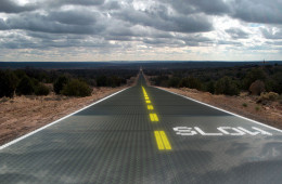 Solar Roads – Roads Built Out of Solar Panels