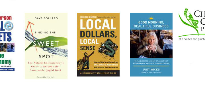 Socially Responsible Business Books