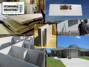 StormWall Panels - Sustainable Building Products