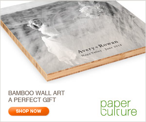 Bamboo Wall Art Gift